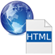 Maintain HTML and Internet Header